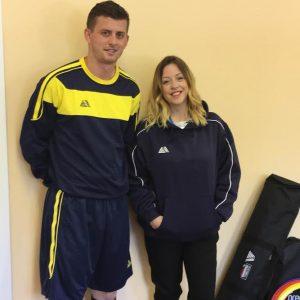 humber centre football kit