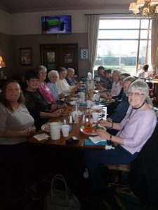 ladies Who Lunch Lambwath
