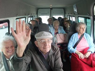 volunteer minibus 1